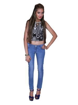 Remi Des-015 Blue Women Jeans