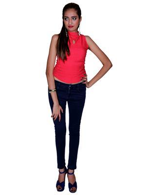 Remi Des-020 Blue Women Jeans