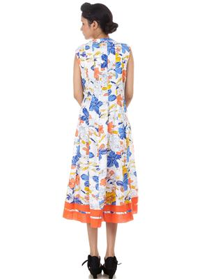 Fashion Planet 411 Multicolored Women Kurti