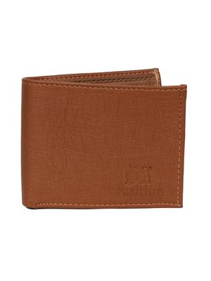 Fashionkart Fk-Wallt-Brown Men Wallet