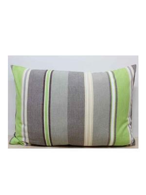 Decorize g1 Green  Printed Cushion
