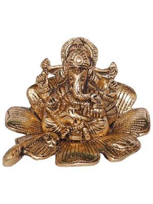 Décor g2 Golden Ganesh Idols