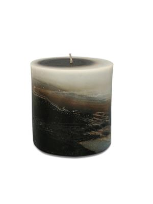 Pride & Joy  Black & White  Candle
