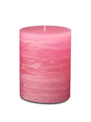 Pride & Joy Rustic Pink Candle Candle