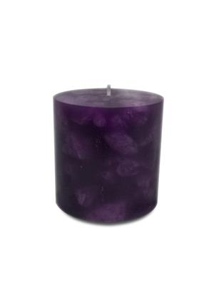 Pride & Joy Cloud Effect- Dark Purple  Candle