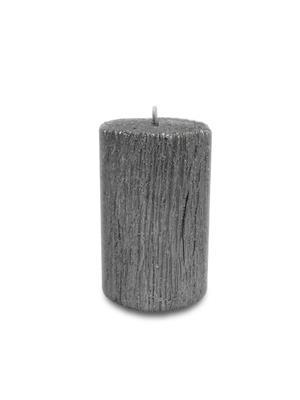 Pride & Joy Tree Texture- Silver  Candle