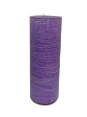 Pride & Joy Rustic - Purple Candle