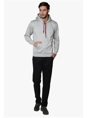 Lee Marc  Grey-6 Men Sweatshirts