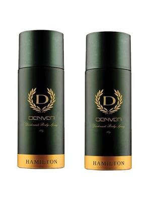 Denver Hamilton-Pk Deodorant Set Of 2