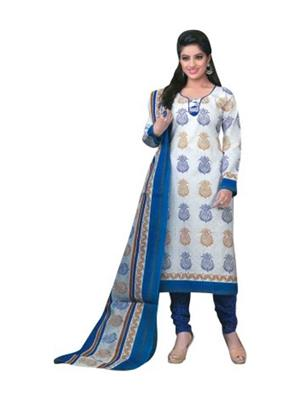 Jay Collection Jay10 Multicolored Women Dress Material