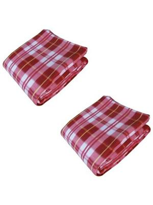 Jazz Jsingleset2Polar14 Multicolored Single Fleece Blanket (Buy 1 Get 1 Free)