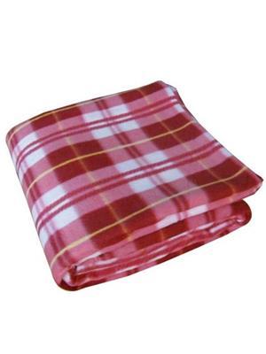 Jazz Jsingleset2Polar19 Multicolored Single Fleece Blanket (Buy 1 Get 1 Free)
