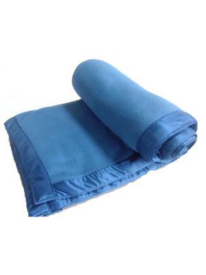 Jazz Jsingleset2Polar224 Multicolored Single Fleece Blanket (Buy 1 Get 1 Free)