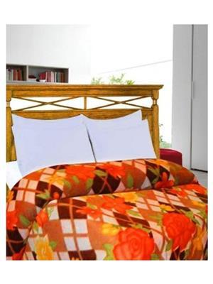 Jazz Jsingleset2Polar89 Multicolored Single Fleece Blanket (Buy 1 Get 1 Free)