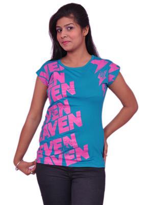 Jevaraz jvrz10018 Green Women T Shirt