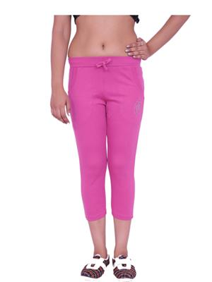 Jevaraz jvrz224007 Purple Women Capri