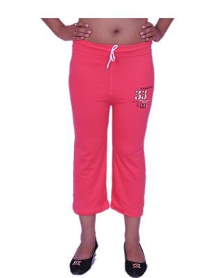 Jevaraz jvrz227007 Pink Women Capri