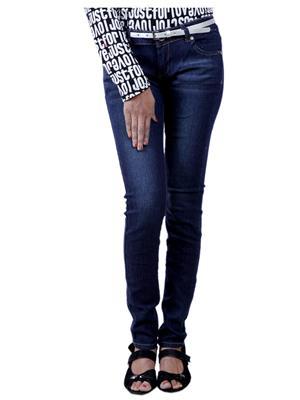 Jevaraz 5129 Blue Women Jeans