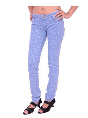 Jevaraz 8008 Blue Women Jeans