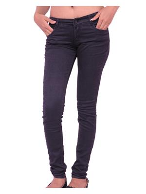 Jevaraz 8011 Black Women Jeans