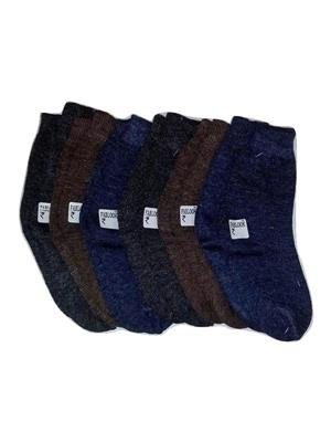 Fablook K010012 Multicolored Men Socks Set Of 6