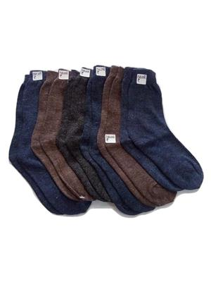 Fablook K240012 Multicolored Men Socks Set Of 6