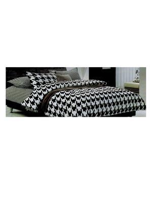 TIMA KIA015 Multicolored Double Bedsheet
