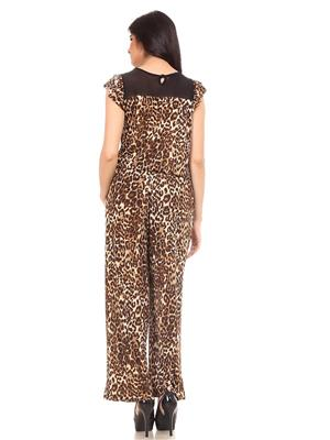 Lee Douche LD 24 Printed Woman Jump Suits