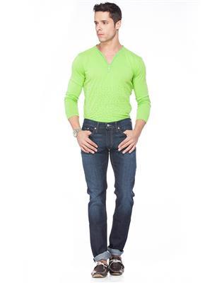 Levis 0203 Blue Mens Jeans
