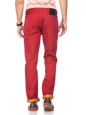 Levis 1408 Red Mens Jeans
