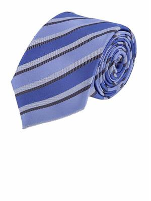 Louis Philippe LPN 056 Blue Mens Necktie