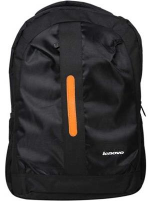 lenovo o2 Black & Orenge Laptop Bag