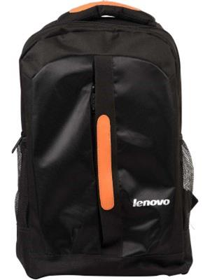 lenovo o3 Black & Orange Laptop Bag