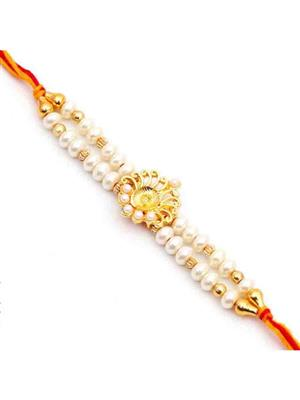 Jain Rakhi o3o Orange Men Rakhi