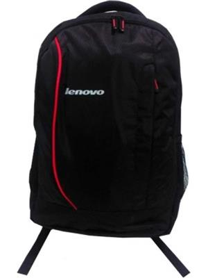 lenovo o5 Black & Orenge Laptop Bag