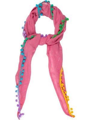 Amaryllis  p4  Pink  Women Scarve