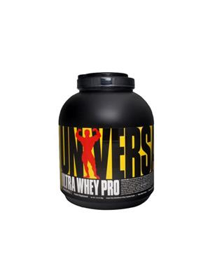 Universal Nutrition Ultra Whey Pro Protein Supplement/ 5 lb CHOC,VAN,STRAW