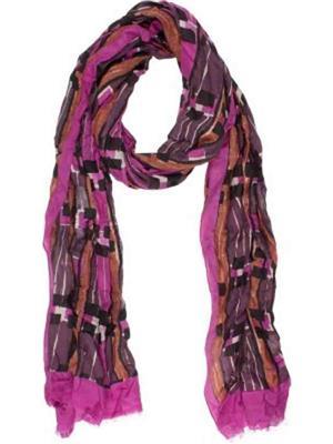 Amaryllis  pu1  Purple   Women Scarve