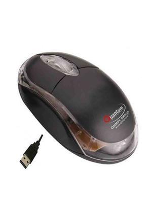 Quantum q1 Black Mouse
