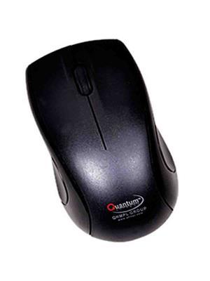 Quantum q4  Black Mouse