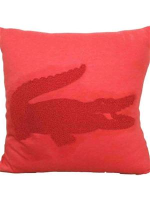 Decorize r5 Red  Printed Cushion