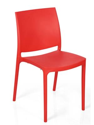 Testo Furniture r7 Red Chair