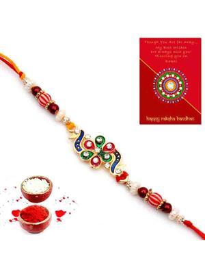 Mewar Handicrafts r8 Red  Men