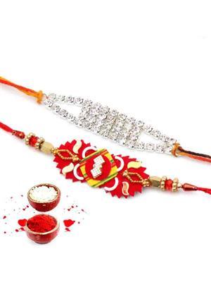 Maruti Traders r9  Red Men Rakhi