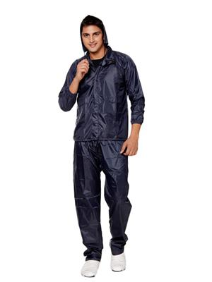 Slr Rain Coat Rc Paint Blue Men Rain Coat