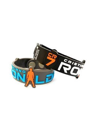 asa products ronaldo3652 Multicolored Men Bracelet Combo Pack