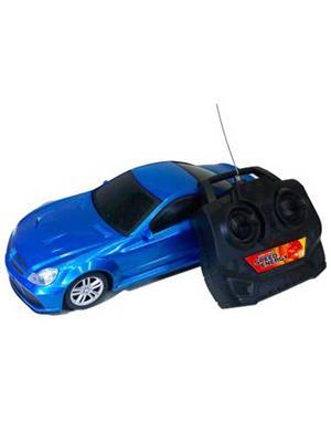 Shagun Fibres  S-17  Blue Battery Operated Car