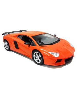 Shagun Fibres  S-17  Orange   Battery Operated Car