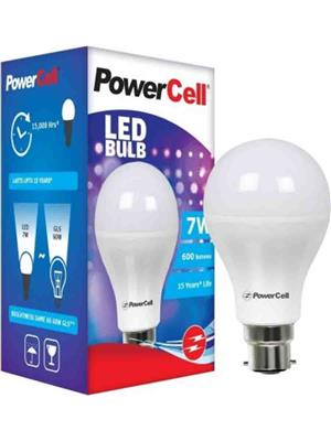 powercell s20 7w led bulb