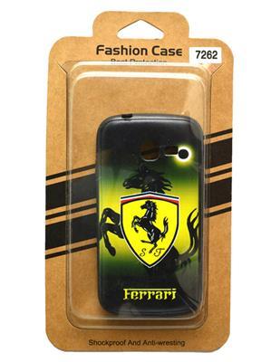 Fashion Case FC17  Green  Print Samsung Galaxy 7262  Mobile Case Cover